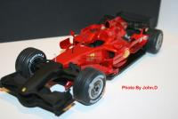 Ferrari F2008 Test Car 1/18