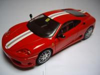 Ferrari 360 CS Ferrari Club France 1/18