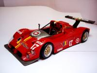FERRARI 333 SP #17 qualification du Mans 1996 1/18