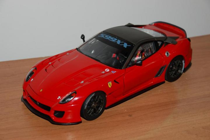 Ferrari 599XX Street version